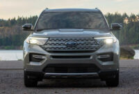 release ford explorer 2022 release date
