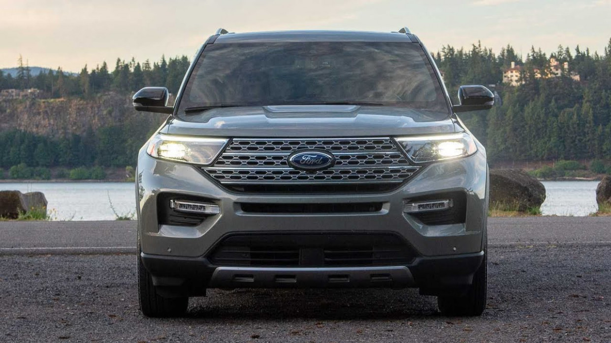 Speed Test Ford Explorer 2022 Release Date
