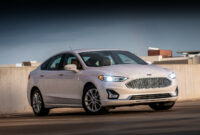 release ford fusion 2022