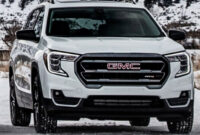 Concept and Review Gmc Acadia 2022 Vs 2019
