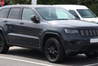 release jeep grand cherokee