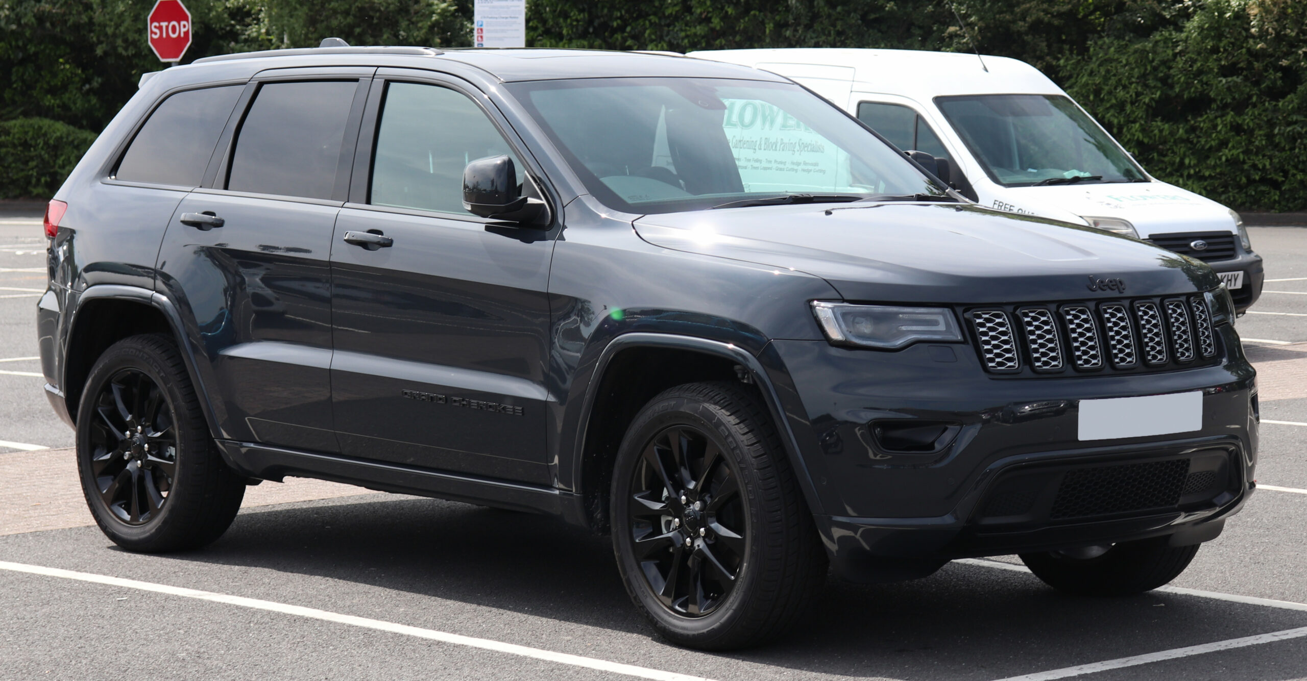 Redesign and Concept Jeep Grand Cherokee