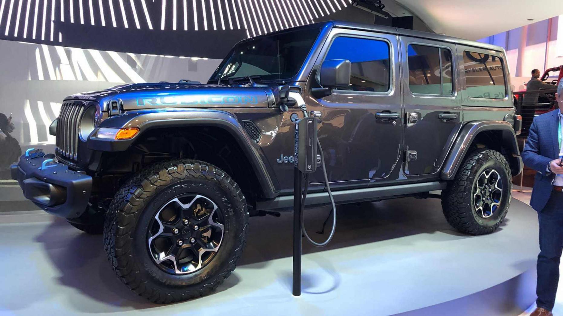 Release Date Jeep Wrangler Rubicon 2022