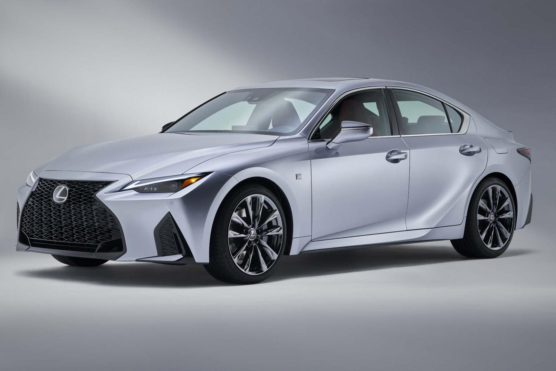 New Review Lexus Is Update 2022