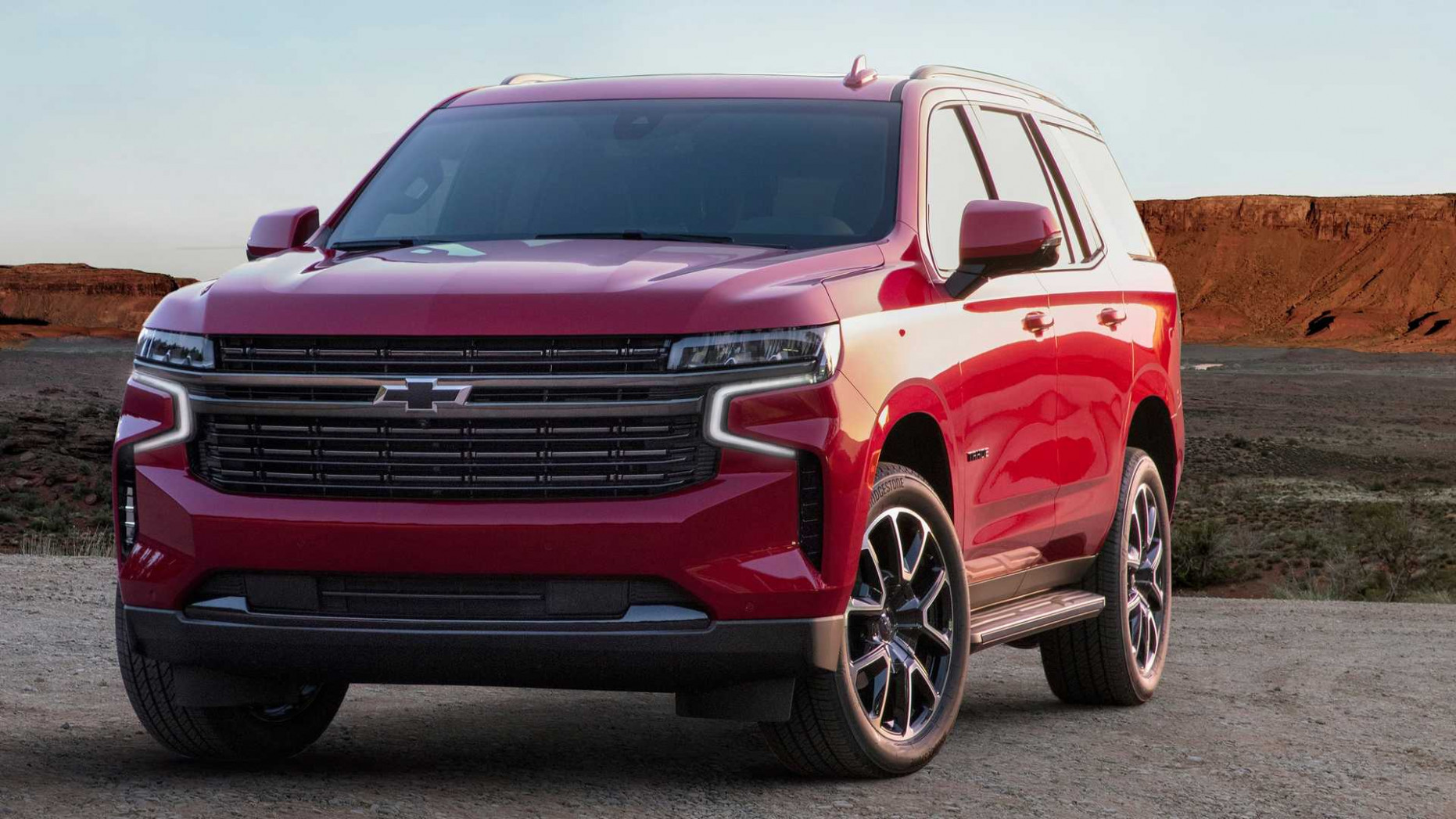 Model New Chevrolet Tahoe 2022