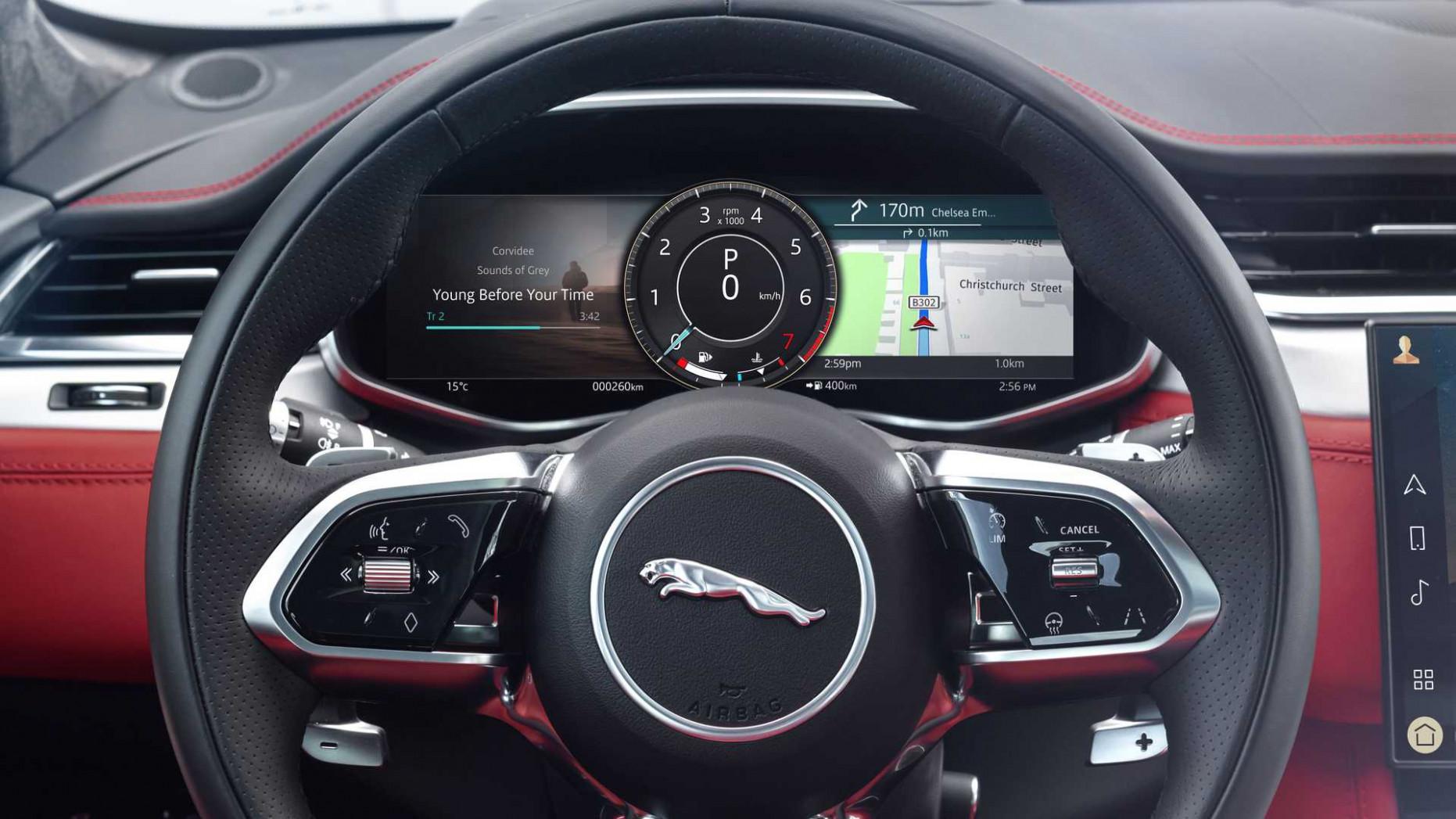 Specs New Jaguar Xe 2022 Interior