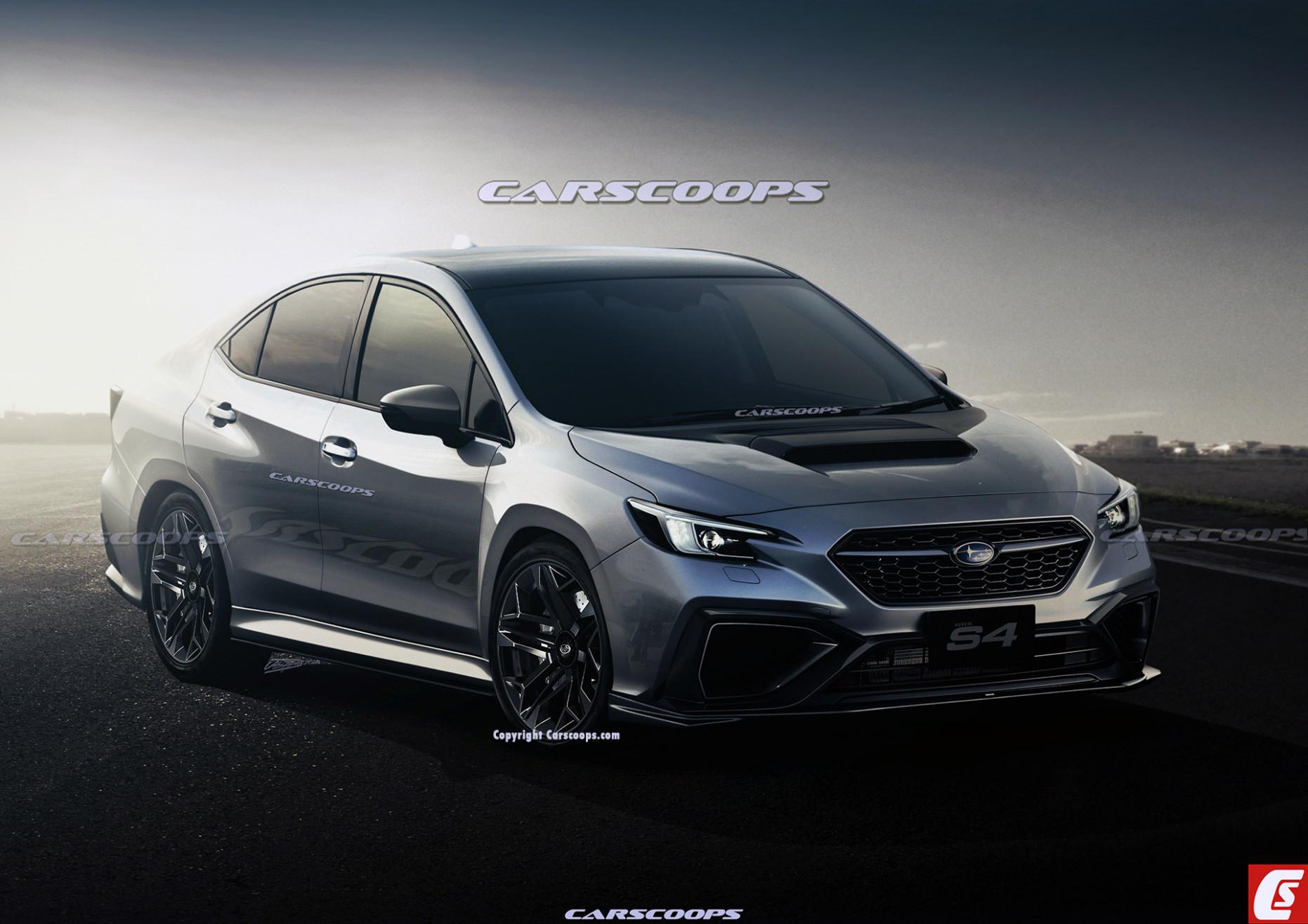 First Drive Subaru Wrx 2022 Redesign