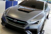 release subaru wrx hatchback 2022