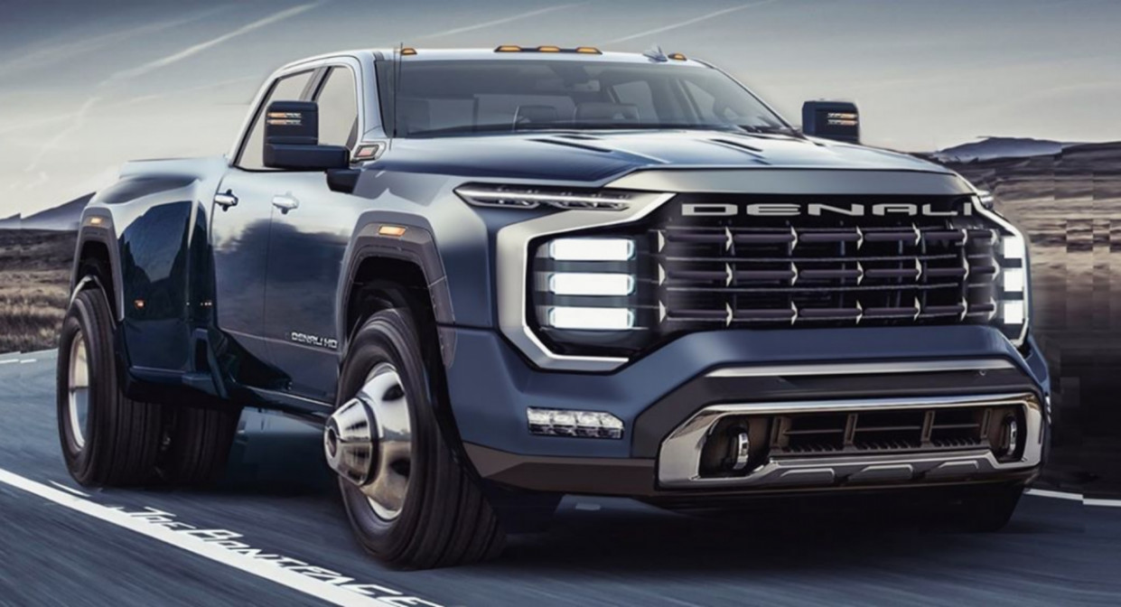 Overview Toyota Dually 2022