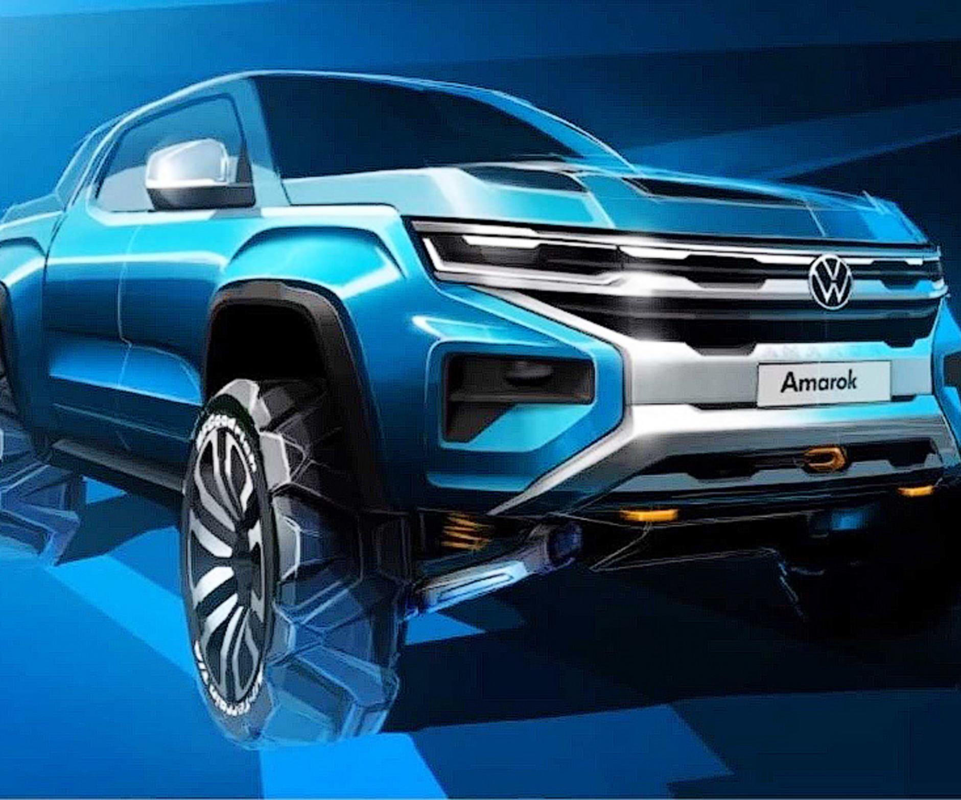 Overview Volkswagen Amarok 2022
