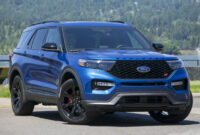 release when does the 2022 ford explorer come out