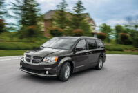 release will there be a 2022 dodge grand caravan