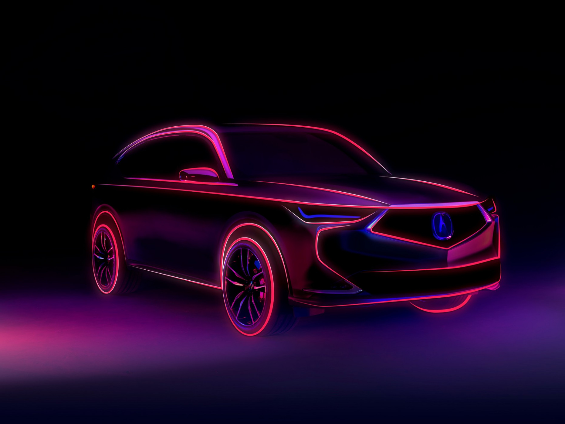 Performance 2022 Acura RLX