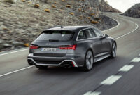 research new 2022 audi rs6 wagon