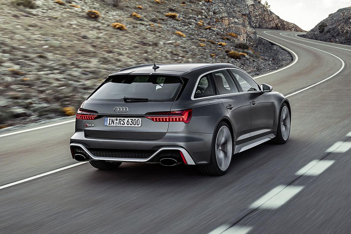 Configurations 2022 Audi Rs6 Wagon