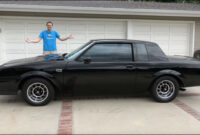 research new 2022 buick grand national gnx