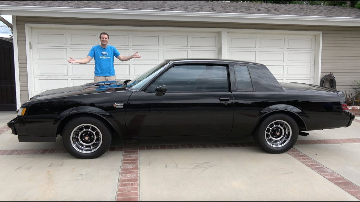 Redesign and Review 2022 Buick Grand National Gnx