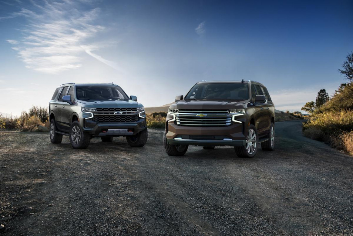 Price, Design and Review 2022 Chevrolet Suburban
