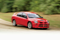 research new 2022 dodge dart srt4 driving art