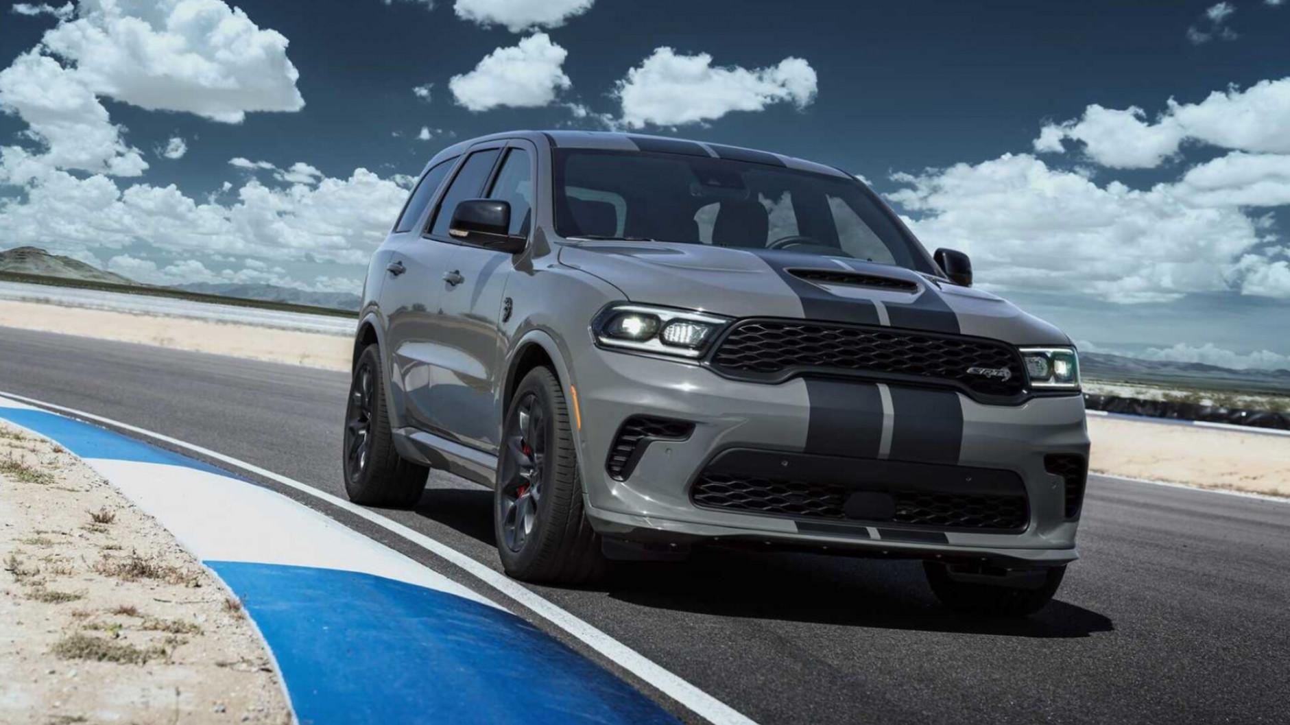 Concept and Review 2022 Dodge Durango Srt