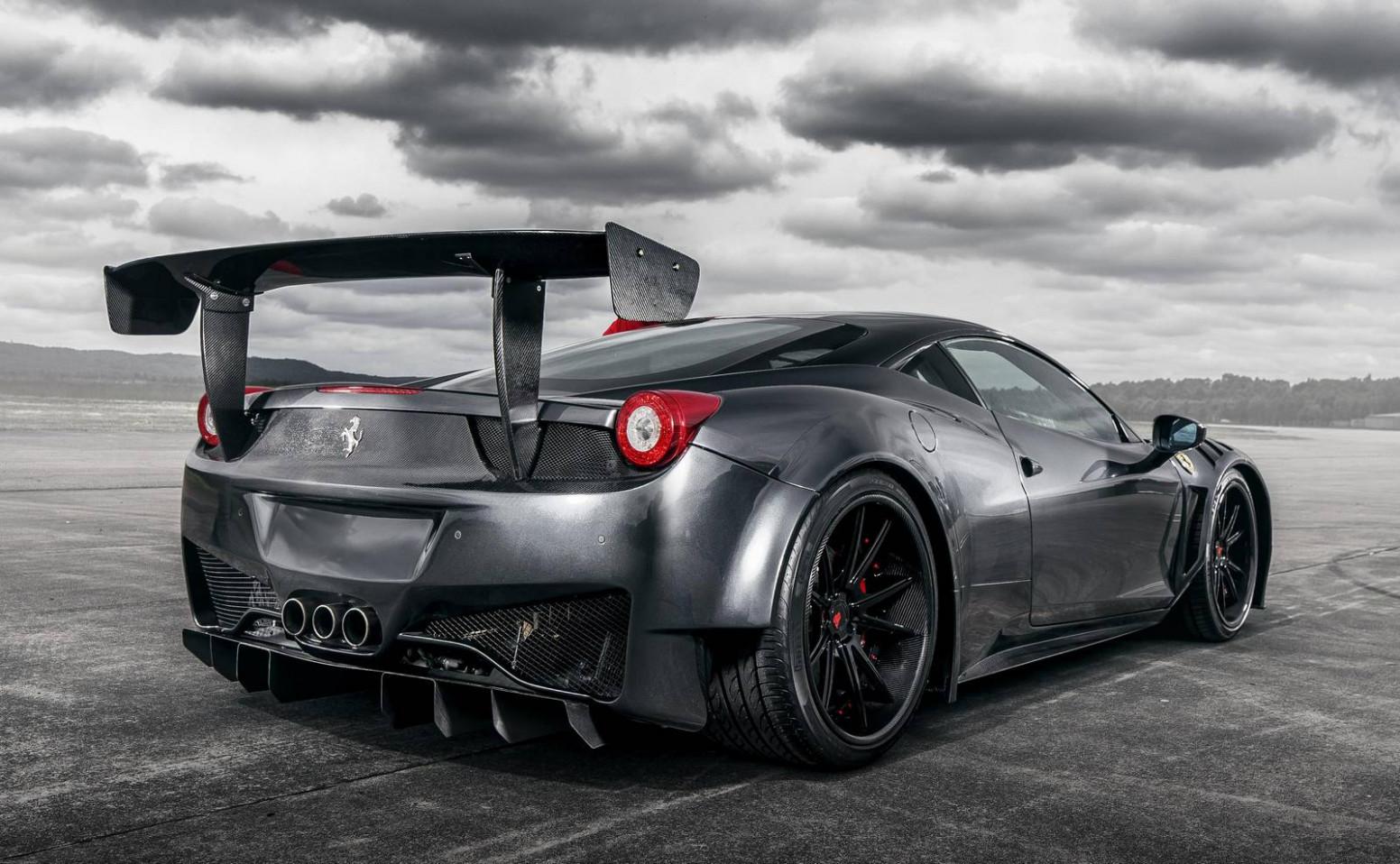 Concept 2022 Ferrari 458