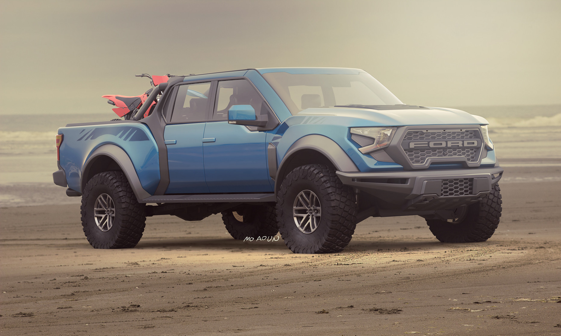 Release 2022 Ford Raptor