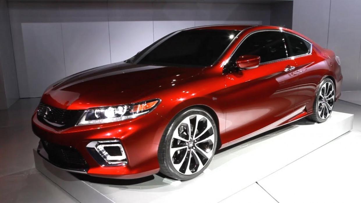 Interior 2022 Honda Accord Coupe