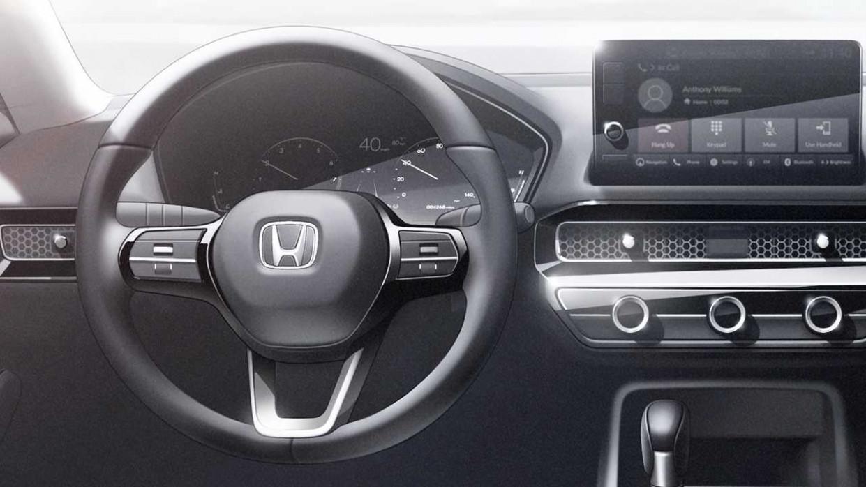 Research New 2022 Honda Civic Hybrid