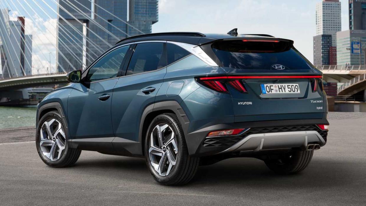 Spesification 2022 Hyundai Santa Fe