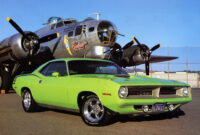 research new 2022 plymouth barracuda
