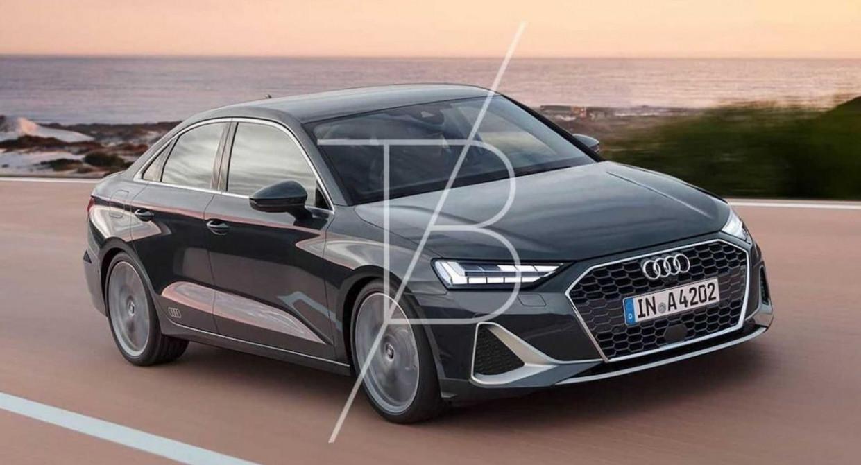 Concept 2022 The Audi A6
