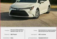 Release 2022 Toyota Corolla Hatchback