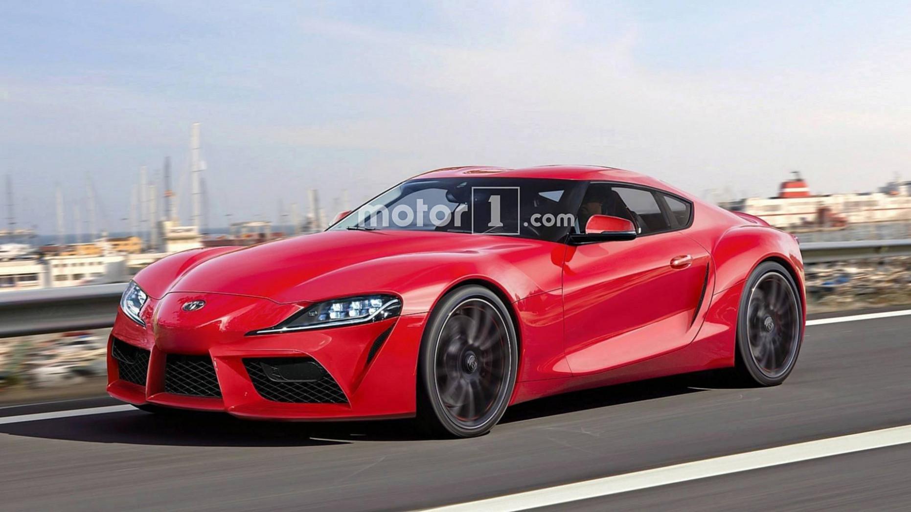 Rumors 2022 Toyota Supra