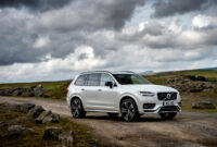 research new 2022 volvo xc90 redesign