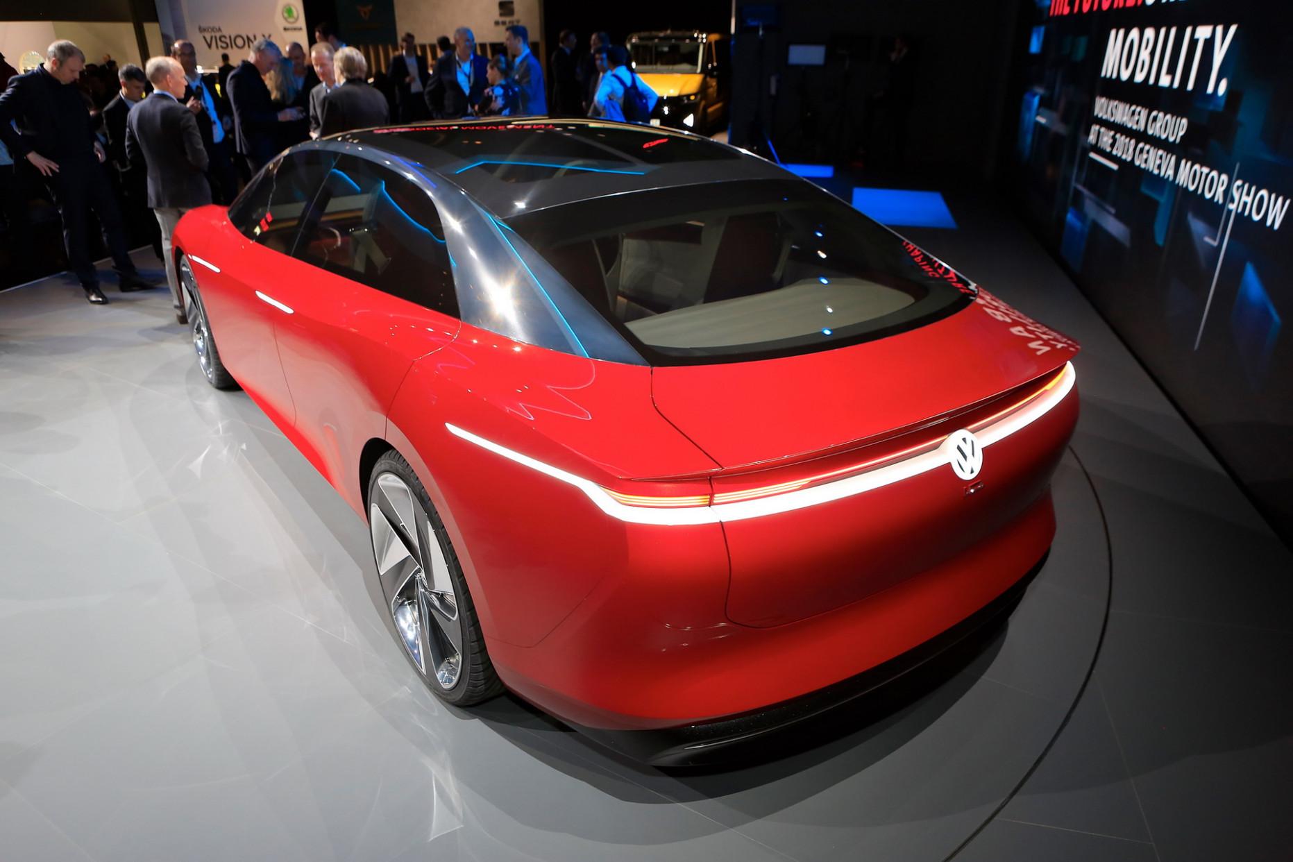 History 2022 VW Phaeton