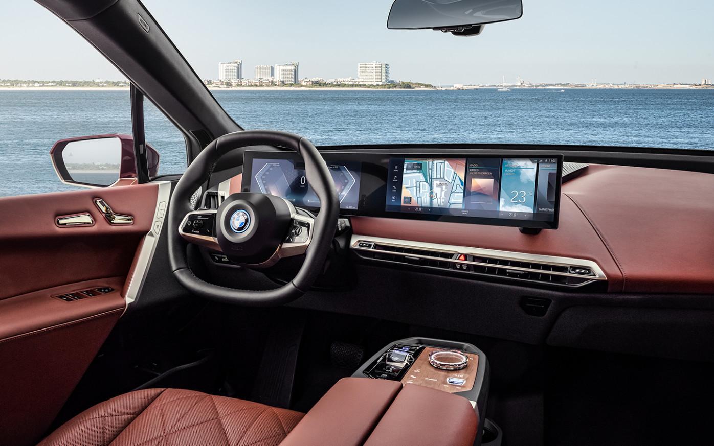 Interior BMW Z 2022