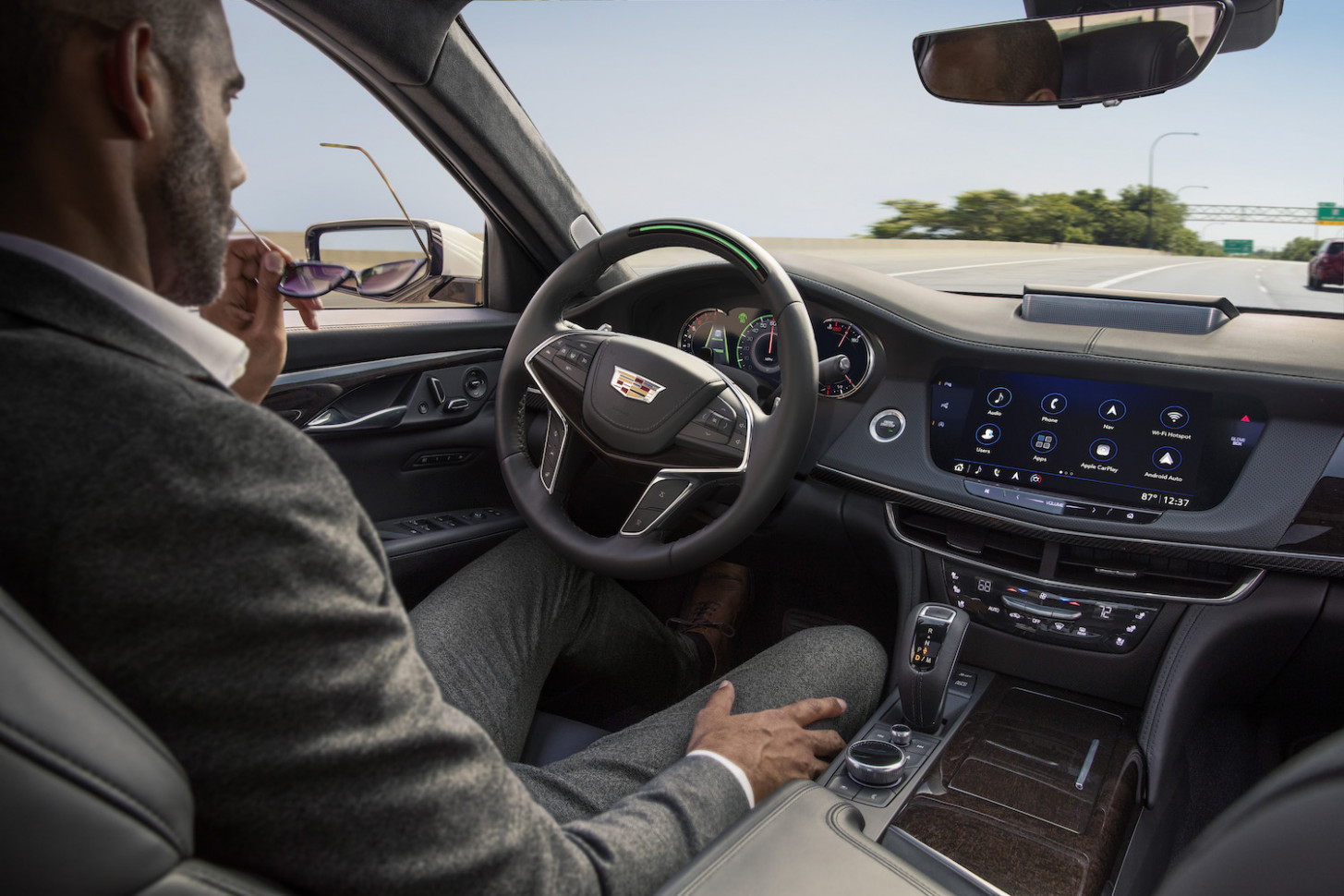 Exterior Cadillac Ct5 To Get Super Cruise In 2022
