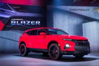 research new chevrolet blazer 2022