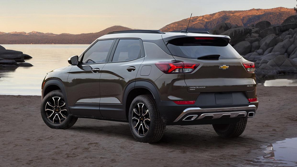 Specs and Review Chevrolet Blazer 2022 Interior