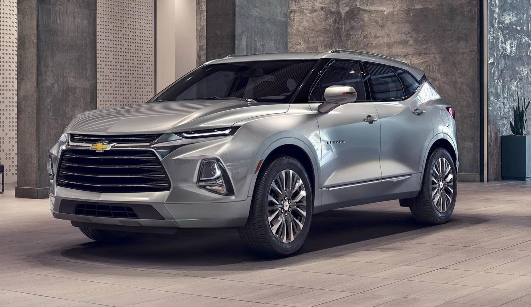 Rumors Chevrolet Blazer 2022