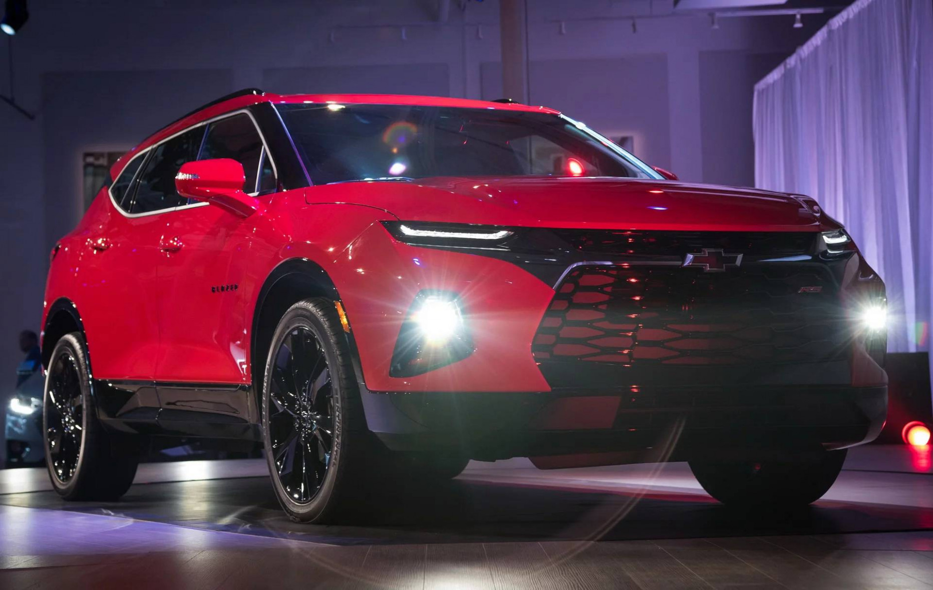 Price and Release date Chevrolet Blazer 2022