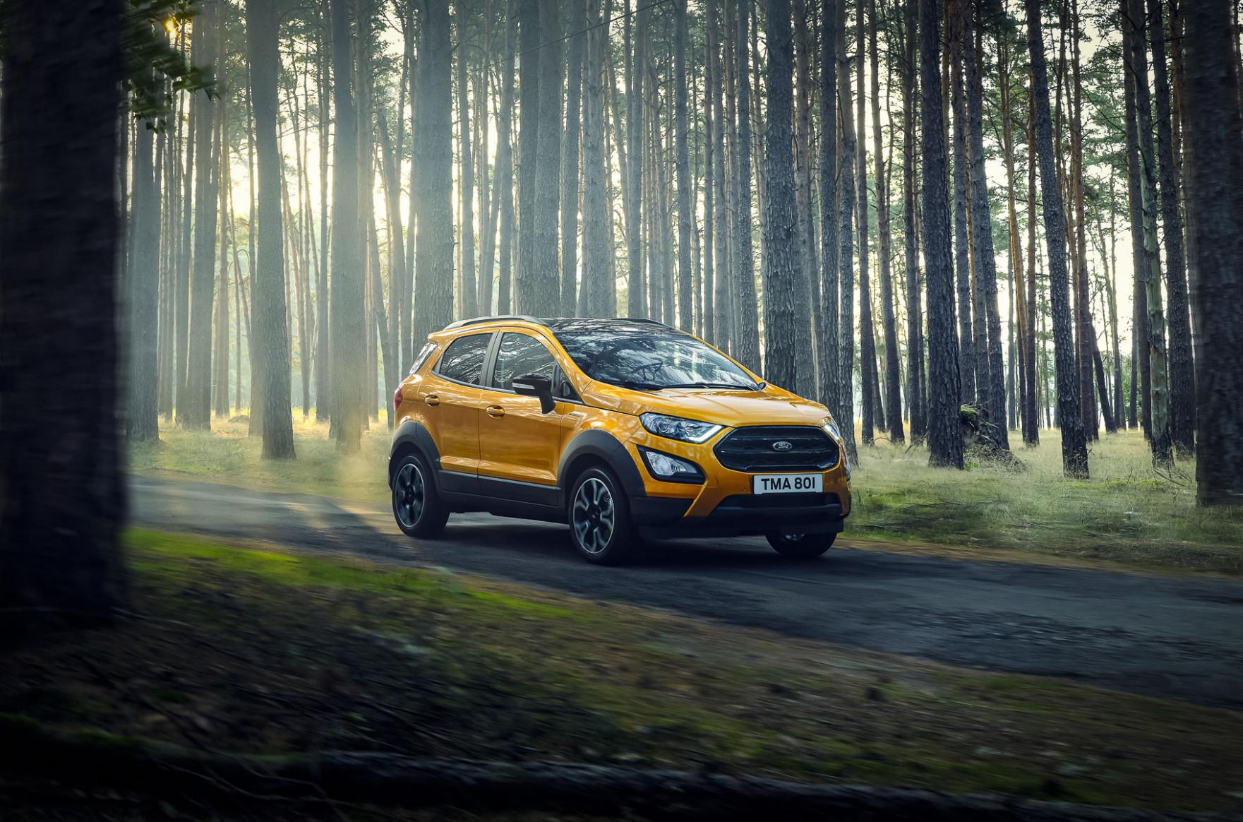 Spesification Ford New Kuga 2022