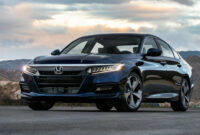 research new honda accord 2022 redesign