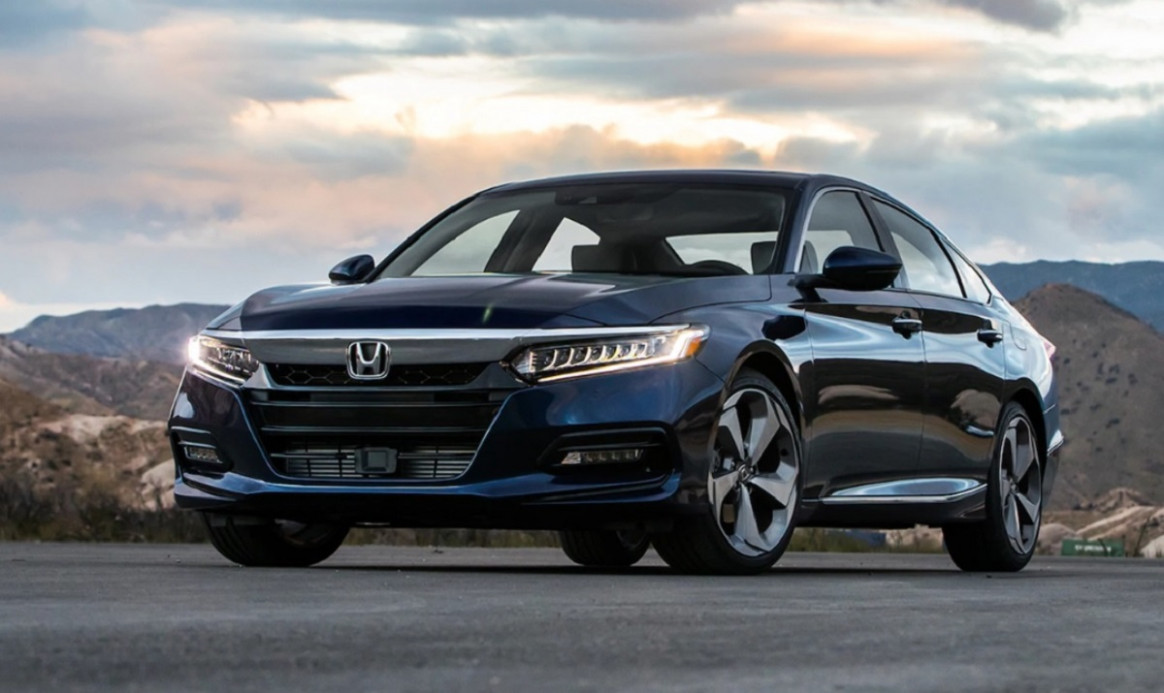 Images Honda Accord 2022 Redesign