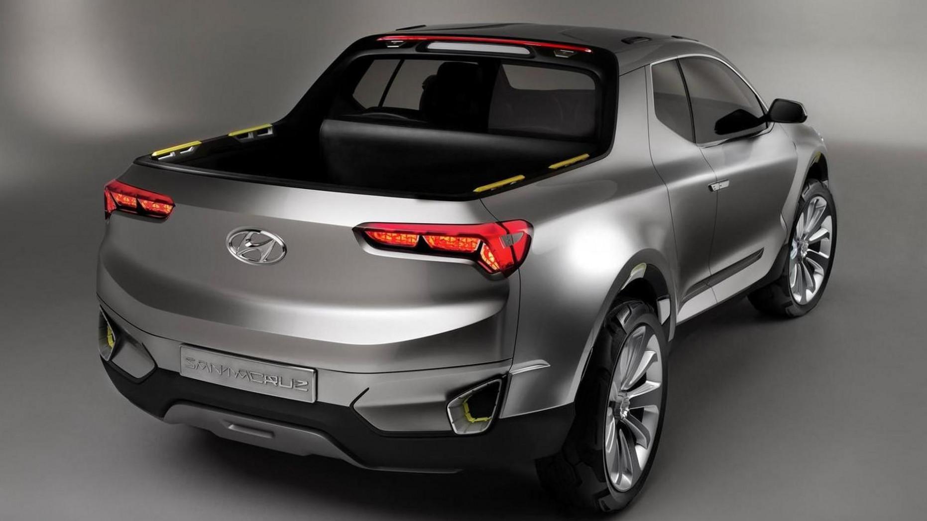 Overview Hyundai Ute 2022