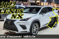 research new lexus nx new model 2022