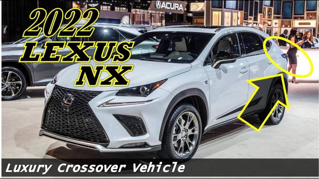 New Concept Lexus Nx New Model 2022