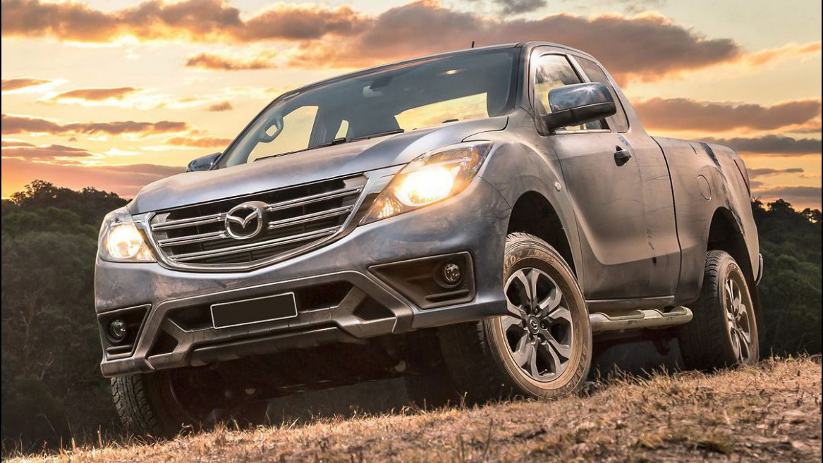 Review and Release date Mazda Bt 50 2022 Model