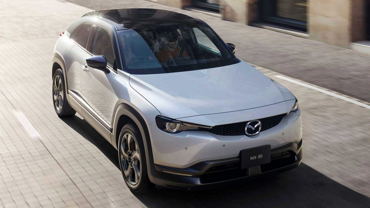 Spy Shoot Mazda Sport 2022