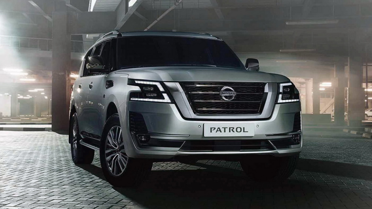 Performance Nissan Patrol Facelift 2022